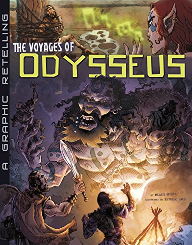 9781491422809: The Voyages of Odysseus: A Graphic Retelling (Ancient Myths)