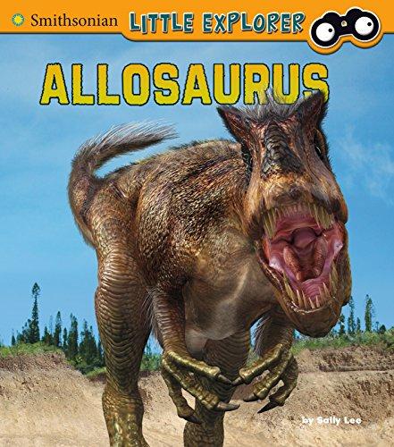 9781491423745: Allosaurus (Little Paleontologist)