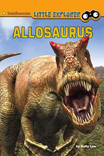 9781491423783: Allosaurus (Little Paleontologist)
