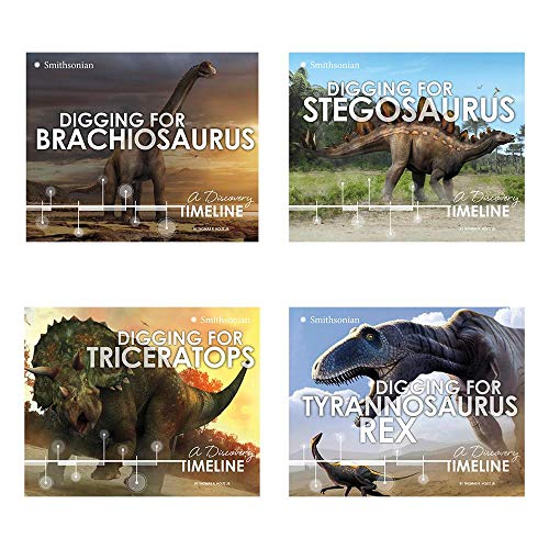 Dinosaur Discovery Timelines: Holtz, Jr., Thomas R.