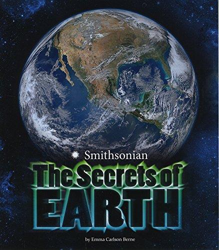 The Secrets of Earth (Planets): Carlson-Berne, Emma