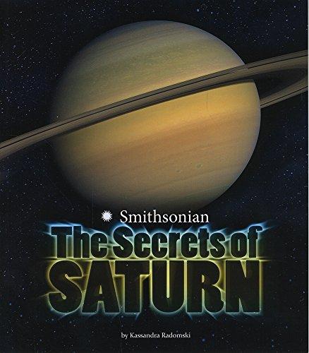 The Secrets of Saturn (Planets): Radomski, Kassandra