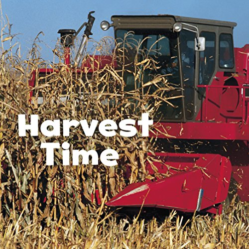 Harvest Time: Shores, Erika L.