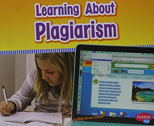 Learning About Plagiarism (Media Literacy for Kids): Nikki Bruno Clapper