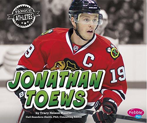 9781491462553: Jonathan Toews (Famous Athletes)