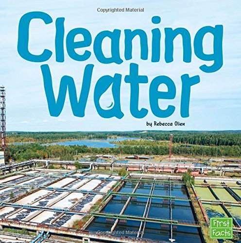 9781491482827: Cleaning Water (Water In Our World)