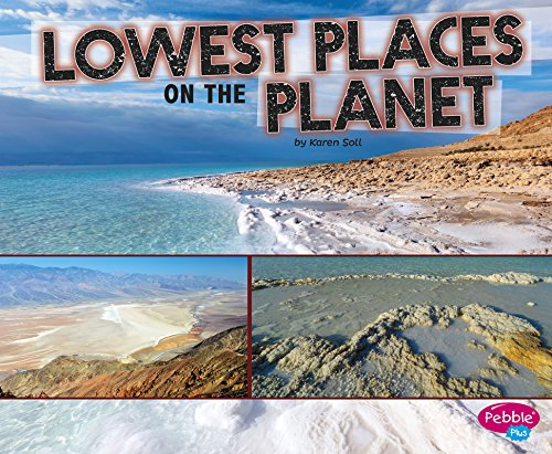 9781491483473: Lowest Places on the Planet (Extreme Earth)