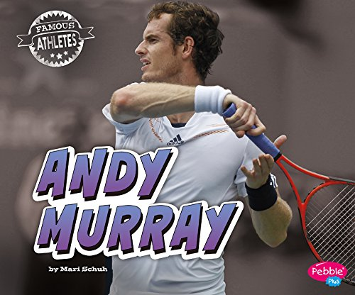 9781491485279: Andy Murray (Famous Athletes)
