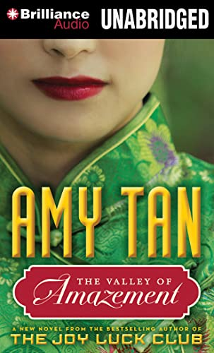 The Valley of Amazement: Tan, Amy