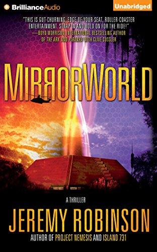 Mirrorworld: Robinson, Jeremy
