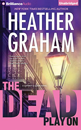 The Dead Play on: Heather Graham