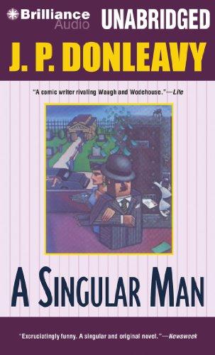 A Singular Man: J P Donleavy
