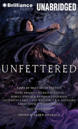 9781491507858: Unfettered: Tales By Masters of Fantasy