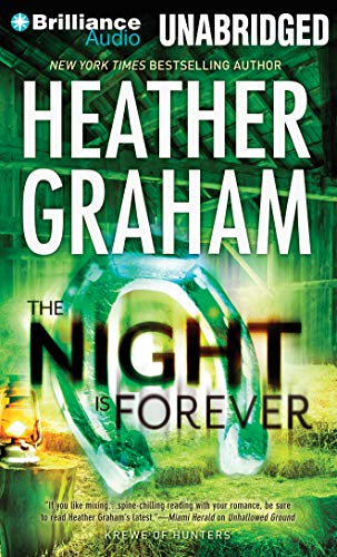 The Night Is Forever (Krewe of Hunters): Graham, Heather