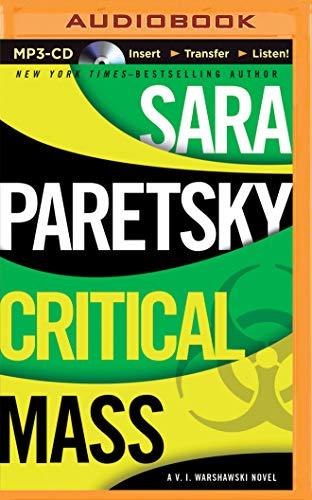 Critical Mass (V. I. Warshawski): Paretsky, Sara