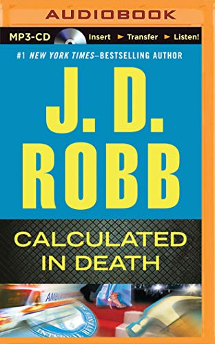 Calculated in Death: Robb, J. D.