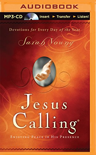 9781491511473: Jesus Calling: Enjoying Peace in His Presence: Devotions for Every Day of the Year
