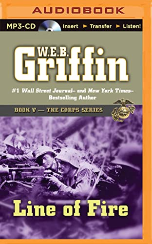 9781491512104: Line of Fire (The Corps Series)