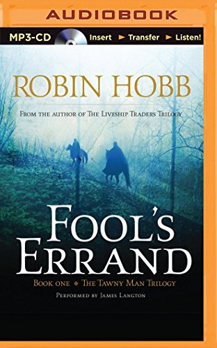9781491512852: Fool's Errand (The Tawny Man Trilogy)