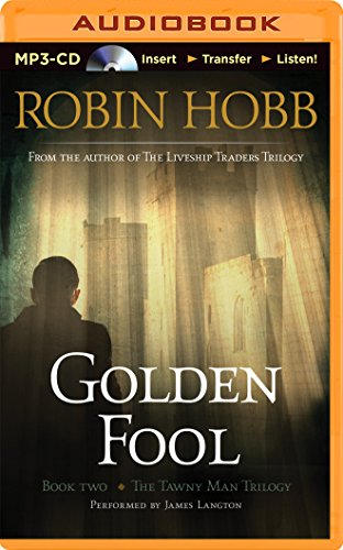 Golden Fool (MP3 CD): Robin Hobb
