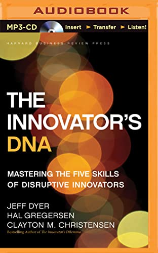 9781491513897: The Innovator's DNA