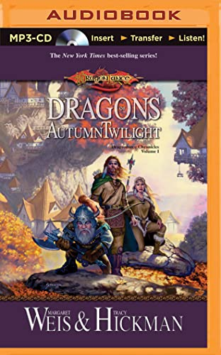 9781491514924: Dragons of Autumn Twilight (Dragonlance Chronicles)
