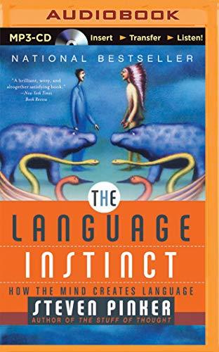 9781491514986: The Language Instinct: How the Mind Creates Language