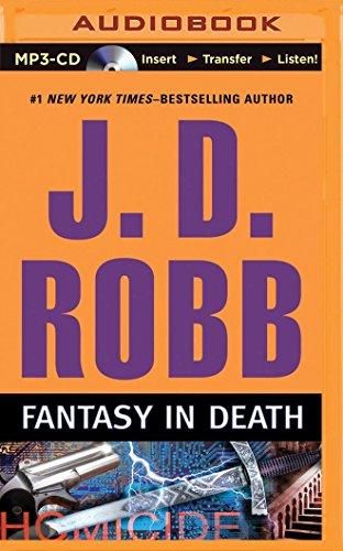 Fantasy in Death (In Death Series): Robb, J. D.