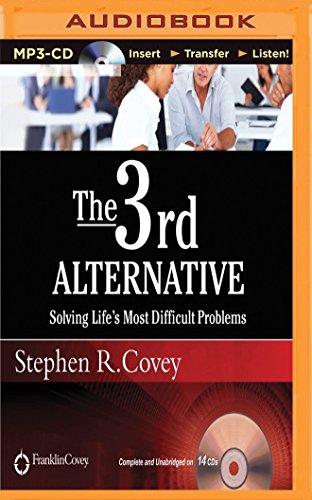 The 3rd Alternative: Covey, Stephen R.