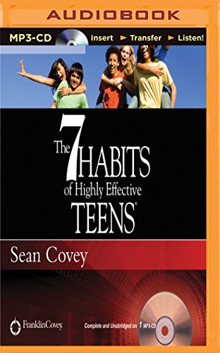 9781491517789: The 7 Habits of Highly Effective Teens
