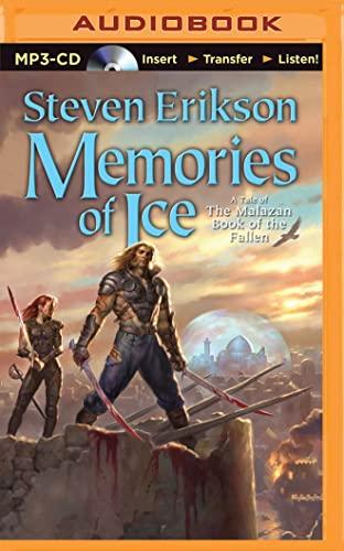 Memories of Ice (MP3 CD): Steven Erikson