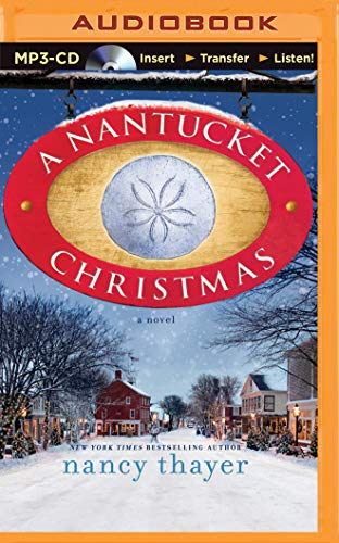 A Nantucket Christmas: Thayer, Nancy