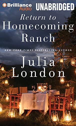 Return to Homecoming Ranch (Pine River): London, Julia