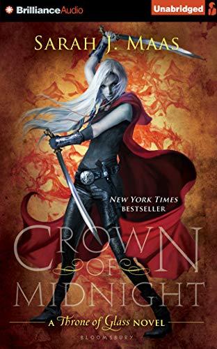 Crown of Midnight (Throne of Glass): Maas, Sarah J.