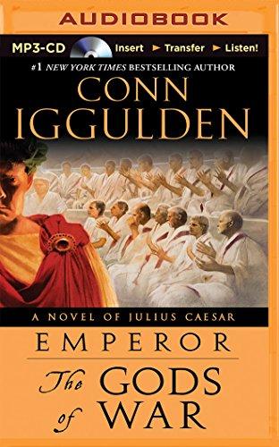 The Gods of War: A Novel of Julius Caesar (MP3 CD): Conn Iggulden