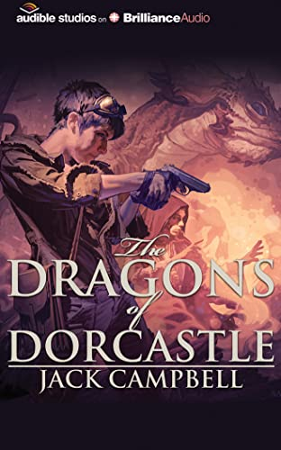The Dragons of Dorcastle (Pillars of Reality): Campbell, Jack
