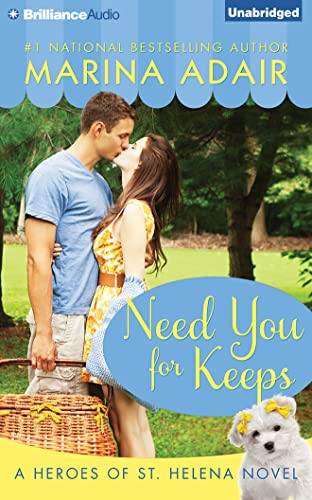 Need You for Keeps (St. Helena Vineyard): Adair, Marina