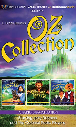 9781491541685: Oz Collection: The Wonderful Wizard of Oz, The Emerald City of Oz, The Marvelous Land of Oz