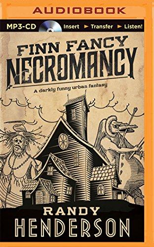 9781491541753: Finn Fancy Necromancy (The Familia Arcana)