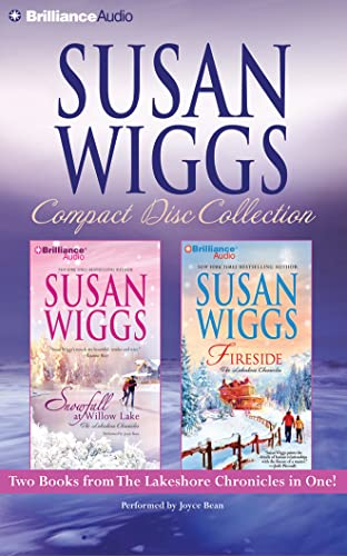 9781491542057: Susan Wiggs CD Collection: Snowfall at Willow Lake, Fireside (The Lakeshore Chronicles)