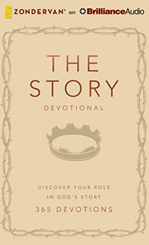 The Story Devotional: Discover Your Role in God's Story: Zondervan Publishing