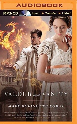 9781491549971: Valour and Vanity (Glamourist Histories)