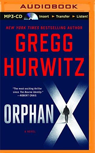 Orphan X (Evan Smoak): Gregg Hurwitz