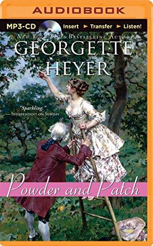 Powder and Patch: Heyer, Georgette/ Glover,