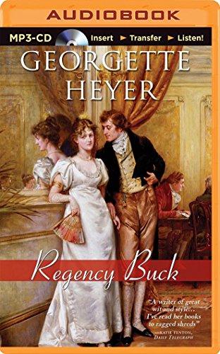 Regency Buck: Georgette Heyer