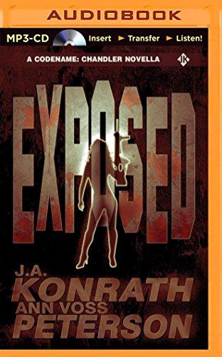Exposed: A Thriller: J A Konrath, Ann Voss Peterson