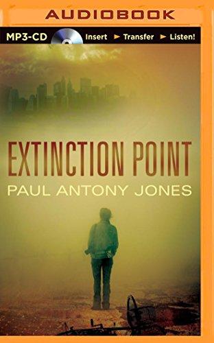 Extinction Point: Jones, Paul Antony