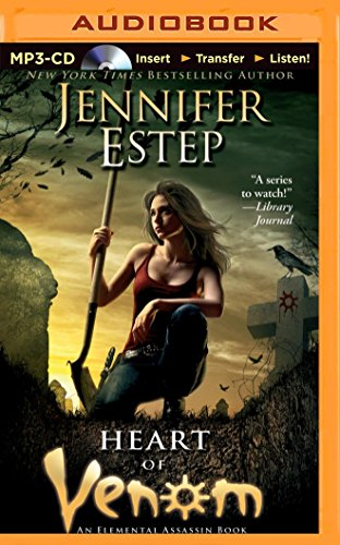 Heart of Venom (Elemental Assassin): Jennifer Estep
