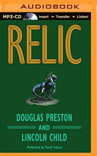 9781491576724: Relic (Pendergast)