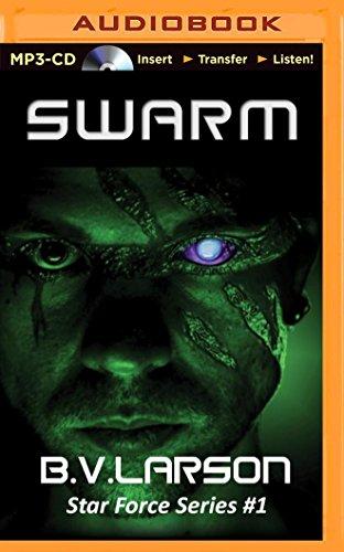 B V Larson Swarm Abebooks